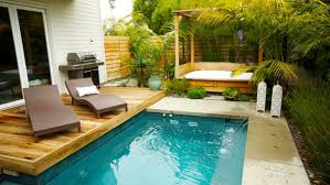 Garden Pool Ideas Small Garden Pool Design Dragonswatch Us