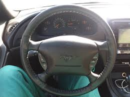 Steering Wheel Upholstery Interior And Upholstery Installed New Steering Wheel Wrap What
