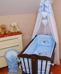Baby Moses Basket Bedding Set Amazing Luxury 5pcs Crib Moses Basket Baby Bedding Set