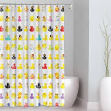 Oregon Ducks Shower Curtain Buy Ducky Shower Curtain From Bed Bath U0026 Beyond