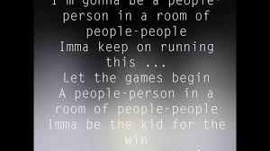 ajr let the games begin lyrics clean edit youtube