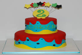 birthday cake ideas for 2 year old boys