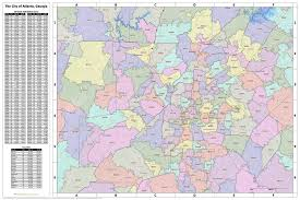 ga zip code map search the maptechnica printable map catalog maptechnica