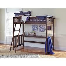 Ashley Furniture Bunk Beds Strenton Twin Loft Slat Bed By Ashley Furniture B568 57p 57r 57d