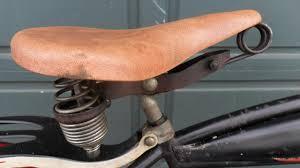 early 50 s western flyer tank bike cool fender ornament the