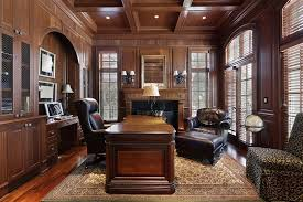 Luxury And Modern Home Office Designs - Luxury home office design