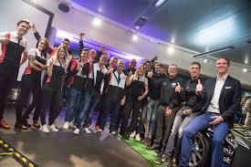 Porsche Zentrum Baden Baden Offizielle Teampräsentation Von Raceunion Huber Racing Im Porsche