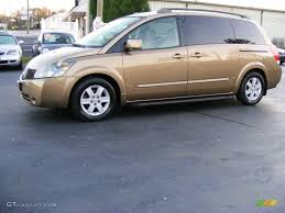 gold nissan car 2004 sahara gold metallic nissan quest 3 5 sl 20912542 gtcarlot