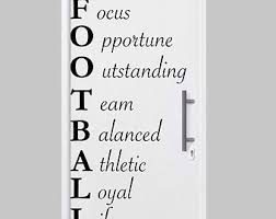 Sports Decals For Kids Rooms by Sports Decals Sports Stickers Name Decals Sports Wall