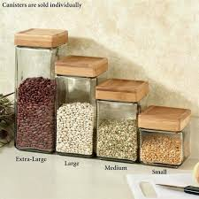 canisters for kitchen large glass kitchen canisters kitchen canister clear kitchenaid
