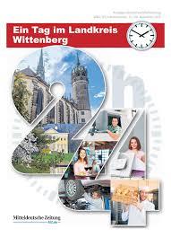G Stige Sch E K Hen Ein Tag Im Landkreis Wittenberg By Mediengruppe Mitteldeutsche