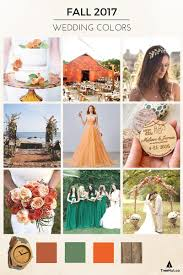 walk down the aisle in 2017 u0027s popular wedding colors tree hut