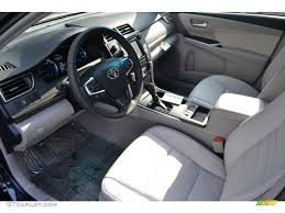 2015 Camry Le Interior Ash Interior 2015 Toyota Camry Hybrid Xle Photo 100085224