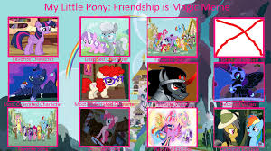 Meme My Little Pony - my little pony controversy meme by dr by darknessrissing on deviantart