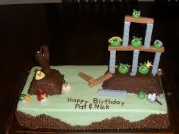 it u0027s a piece of cake angry birds birthday cake