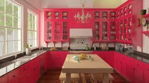 pink kitchen ideas pink kitchen design your kitchen look in pink accents
