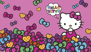 hello kitty wallpapers 2017 wallpaper cave hello kitty bow tastic xl sized wallpaper mural popular