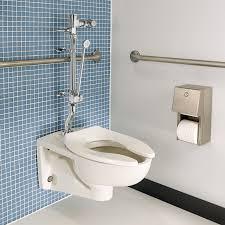 Eljer Flapper Valve Afwall Millenium Flowise Elongated Toilet American Standard