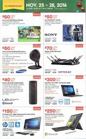 surface pro 4 black friday costco black friday 2017 ads deals and sales
