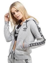 adidas originals tape zipped hoody should i buy pinterest