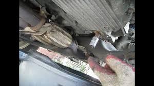 nissan murano x trail automatic transmission fluid atf drain refill 2004 nissan murano
