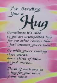 Loving Friends Quotes by Sending Hugs Quotes U2026 Pinteres U2026