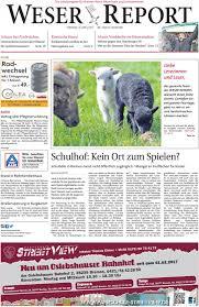 Das Esszimmer Bremen Vegesack Weser Report Nord Vom 16 04 2017 By Kps Verlagsgesellschaft Mbh