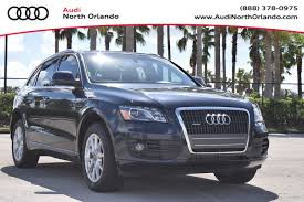 Audi Q5 8 Speed Tiptronic - used 2012 audi q5 for sale sanford fl wa1lfafp7ca039358