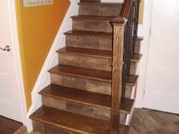 vinyl plank stairs vinyl plank stair treads ideas home design