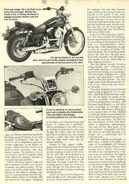 Uncluttered Look 1987 Harley Davidson Fxlr Low Rider Custom Road Test U2014 Ye Olde