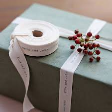 Gift Wrapping Accessories - wrapping ribbon and gift wrap accessories notonthehighstreet com