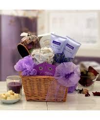 Relaxation Gift Basket Lavender Relaxation Spa Gift Basket Giftbasketsking