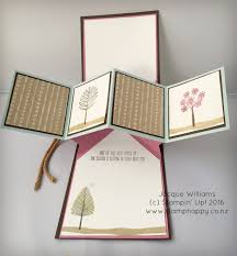 totally trees pop up card last day for the online extravaganza