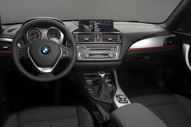 bmw inside all new 2012 bmw 1 series pictures leaked autotribute