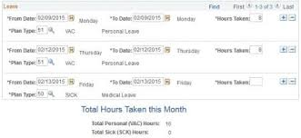 sample employee of the month certificate monthly leave and attendance the university of southern mississippi