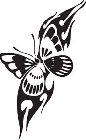 butterfly tribal tattoos roomfurnitures