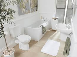 Small Bathroom Suites 25 Stunning Bathroom Accessories Decorating Ideas White