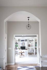 Billy Bookcase Makeover Furniture Home Diy Built In Billy Bookcase Office Makeover Design