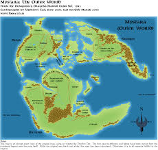 Wold Map World Map Non Hex
