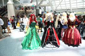 harley quinn wedding dress 23 gorgeous anime expo costumes that are better than a wedding dress