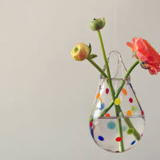 Hanging Glass Wall Vase Shop Wall Glass Vases On Wanelo