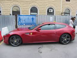 ferrari coupe rear file