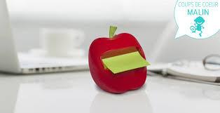 fourniture bureau design une pomme d amour à croquer j aime mon bureau le magazine du
