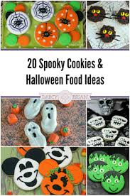 20 more spooky cookies u0026 halloween food ideas