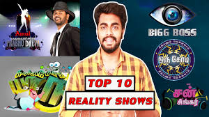 Reality Shows Bigg Boss Got 1st Place In Ranking Top 10 Reality Shows In Tamil