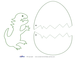 6 best images of dinosaurs printables cut out templates dinosaur