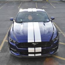 white mustang blue stripes racing skins blue mustang gt white g2g racing stripes