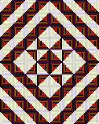 log cabin layouts log cabin quilt designs