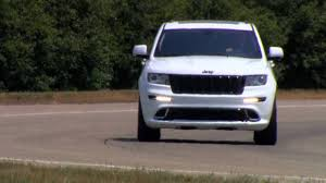 jeep srt8 grill 2013 jeep grand srt8 alpine running footage