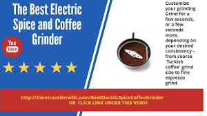 Coffee Blade Grinder Best Electric Spice And Coffee Grinder Electric Blade Grinders
